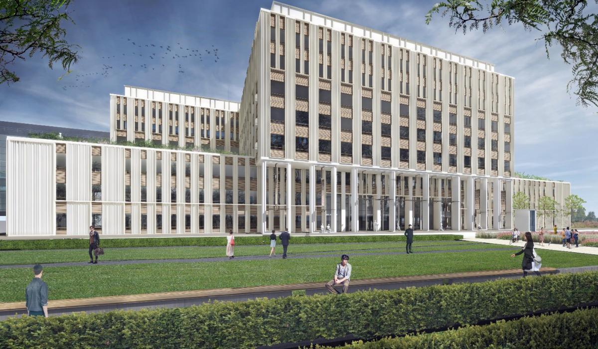 project - Nieuwbouw - Radbouw UMC-Nijmegen