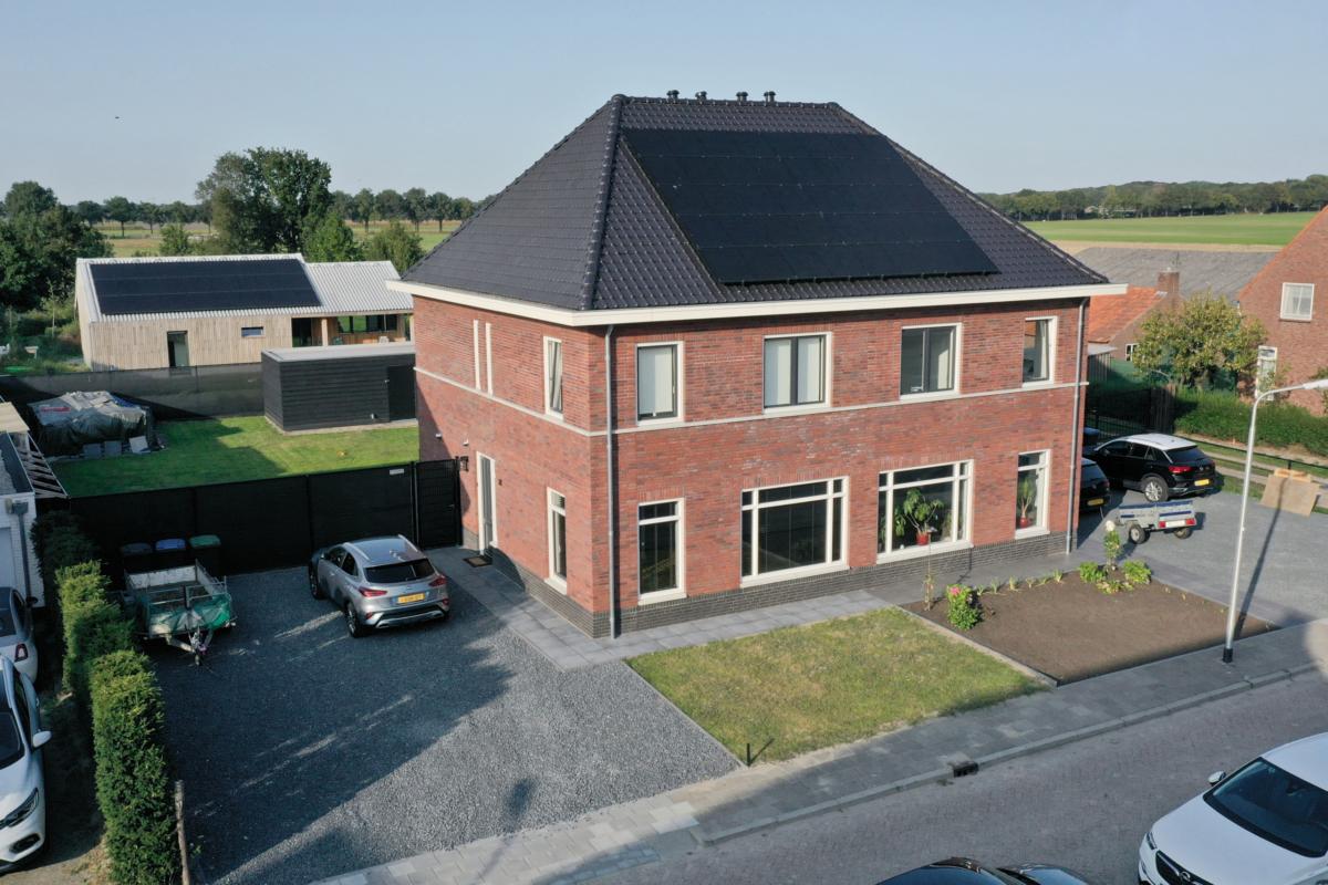 project - 2-onder-1-kap woning Zegge